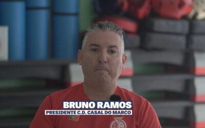 Depoimento do Clube Desportivo Cultural Casal do Marco