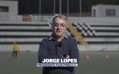 Depoimento do Paio Pires Futebol Clube