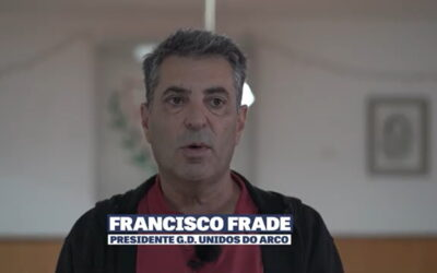 Depoimento do Grupo Desportivo Unidos do Arco