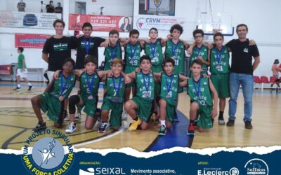 Basquetebol Sub14